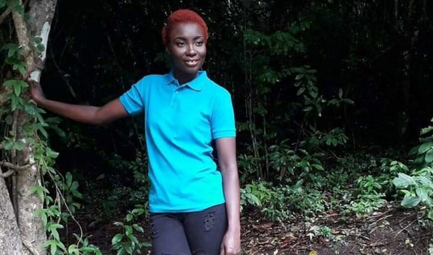 Antiguan activist turns a forest into an attraction